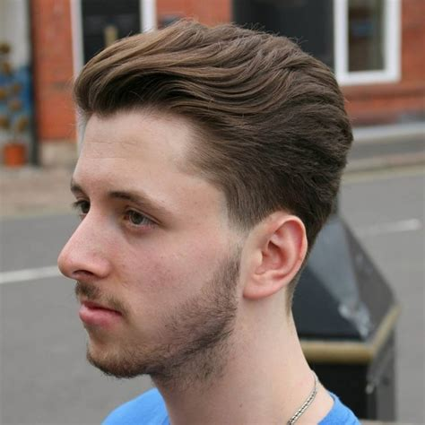 gentleman taper gentleman haircut with taper intended for home modern