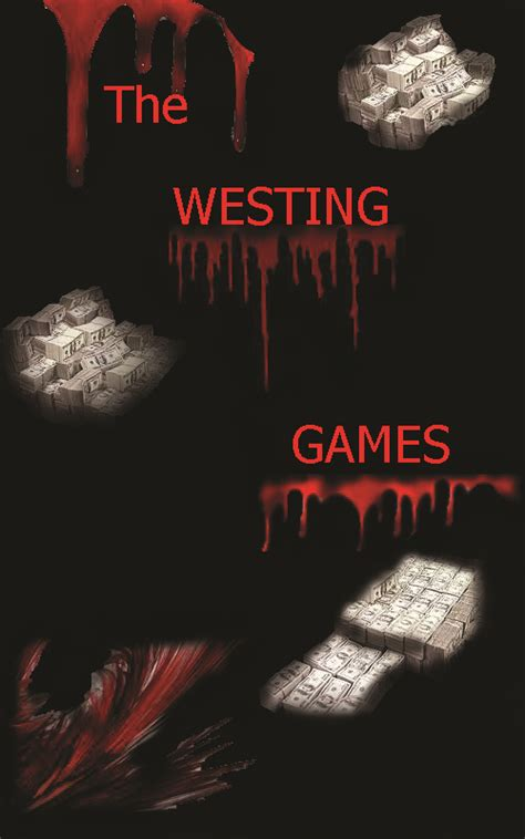 Novel The Westing the westing book cover blondie
