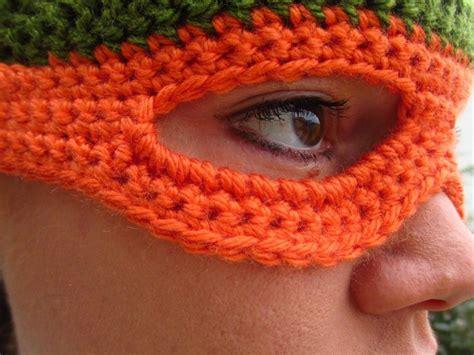 crochet pattern ninja mask 17 best ideas about crochet ninja turtle on pinterest