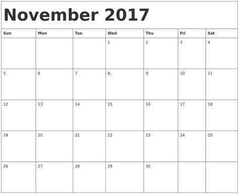 printable calendar november 2017 waterproof search results for printable february calendar template