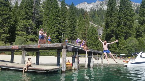 boat tour emerald bay lake tahoe boat rental tours and water sports