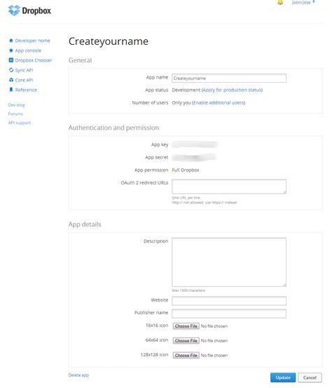 dropbox maximum file size dropbox file upload api using php oauth walkswithme