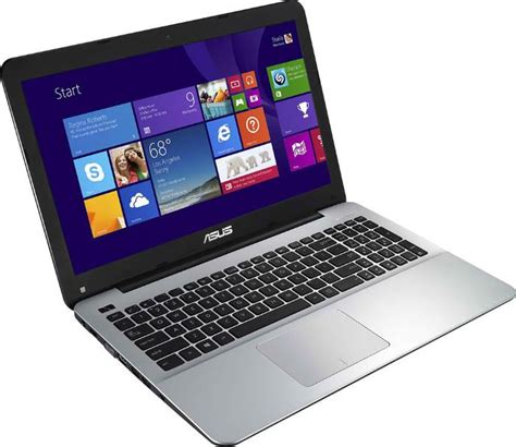 Laptop Asus Prosesor Intel I5 asus x555la si50203h affordable laptop with intel i5