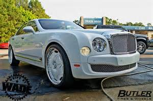 Bentley On 26 Inch Rims Bentley Mulsanne On 24 Quot Encrusted Forgaitos By