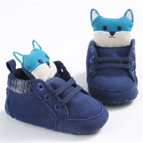 Baby Animal Shoes baby boys casual cotton shoes high heel animal style shoes alex nld