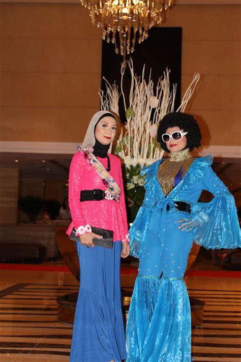 Baju Retro Simple baju zaman saloma seni reka fesyen sambungan sejarah fesyen pakaian di malaysia jom shopping