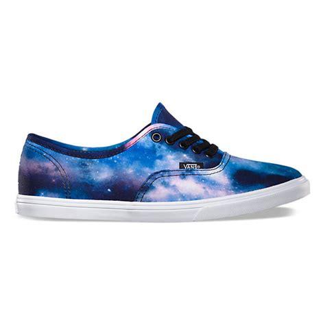 Sepatu Vans Galaxy 10 cosmic galaxy authentic lo pro shop shoes at vans