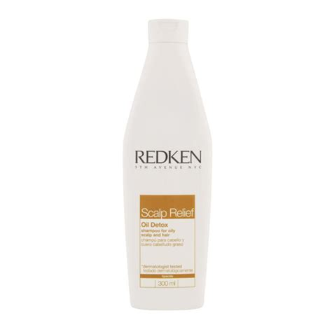 Redken Scalp Relief Detox Leave In Treatment by Review Redken Scalp Relief Detox