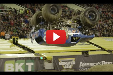 Truck Front Flip by World S Truck Front Flip Fast Car