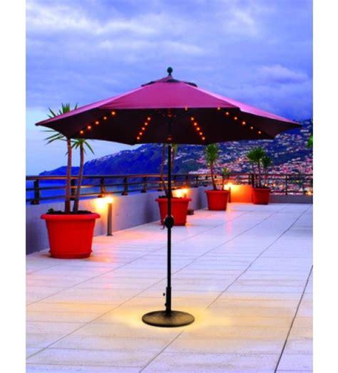 Sunbrella Rectangular Patio Umbrella » Home Design 2017