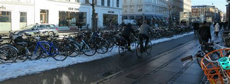 Copenhagen A European Paradise by Mobike In Shanghai 1 For A 5 Hour Ride