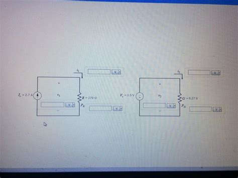 resistor used in power circuits part a calculation of voltage current and powe chegg