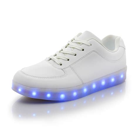 light up sneakers for adults white light up shoes 28 images low top white led light