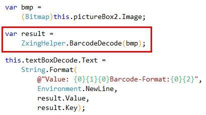 membuat barcode pdf qr code dengan zxing net codepolitan com