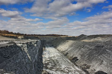 coal pit world coal reserves could be a fraction of previous