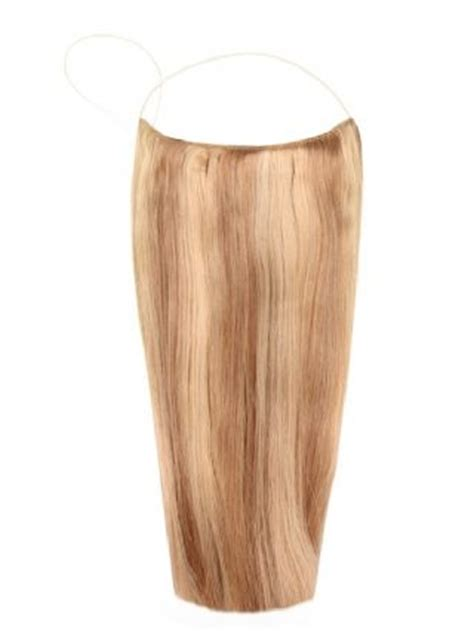 halo hair extension with chin lenght hair deluxe halo