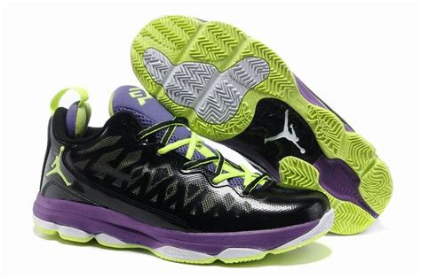 purple and white basketball shoes cp3 vi black purple white basketball shoes aaj537