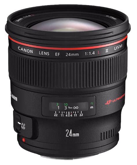 Canon Ef 24mm F1 4l Ii Usm canon ef 24mm f1 4l ii usm lens free next day uk
