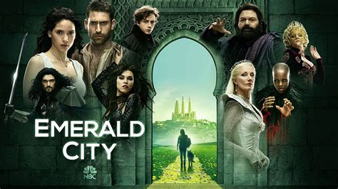 emerald city today tv series