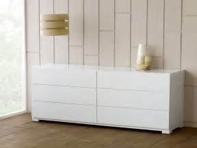 contemporary bedroom furniture six 6 drawer chest