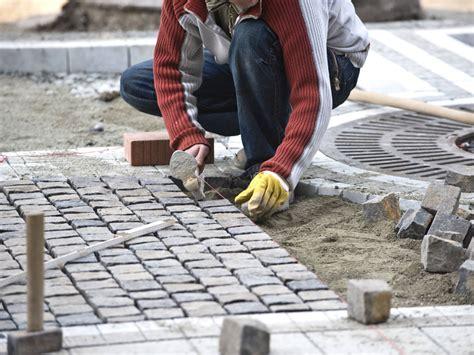 terrasse pflastern terrasse pflastern anleitung f 252 r heimwerker bauen de