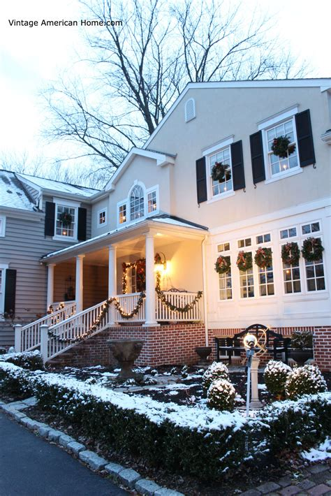American House Tour by 2015 House Tour Vintage American Home