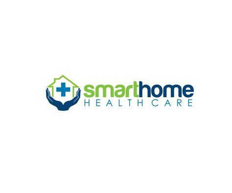 Home Care Logo Design Modern Upmarket Logo Design For Smart Home Health Care By