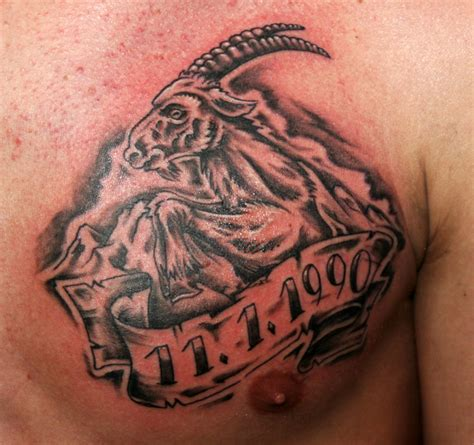 capricorn tattoos for men capricorn tattoos for related keywords capricorn