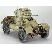 MiniArt AEC MkI Armoured Car 35152 1/35 Scale
