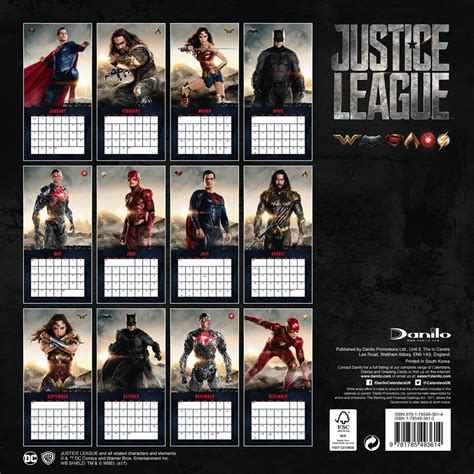 Calendario J League 2 Superman Finally Joins The Justice League For The 2018