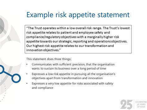 what is your risk appetite ppt