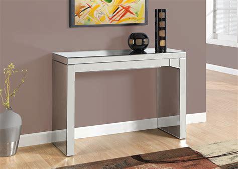 mirror console table mirrored sofa table i 3711 mirrored console table furtado