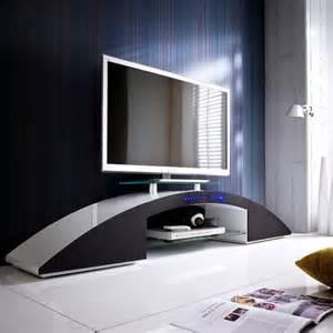 Nice Petit Meuble Tv Blanc Laque #5: Meuble-tv-home-cinema-integre-blanc-laque-alpha.jpg