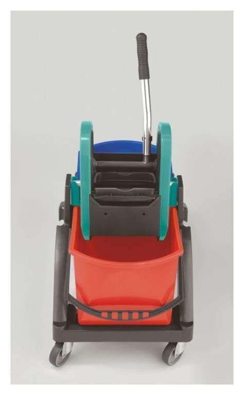Tuft Micro 360 mop wozek wyciskacz leifheit duo profesjonalny