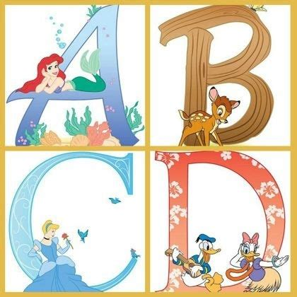 Character Letter G Disney Character Letter G Pictures To Pin On Pinsdaddy