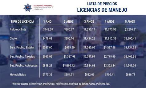 descuentos del 50 en licencias de manejo en san luis 161 aprovecha 50 de descuento en licencias de manejo en canc 250 n