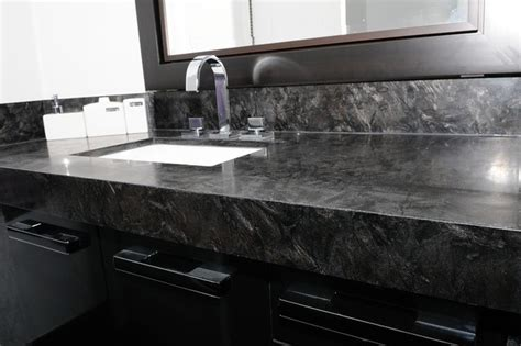 black marble bathroom countertops granite quartzite marble quartz countertops contemporary