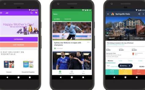 instant android android instant app disponibile per tutti gli sviluppatori