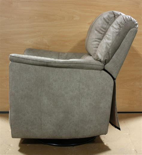 Swivel Rocker Recliners For Sale by Rv Furniture Rv Leather Vinyl Swivel Glider Recliner For