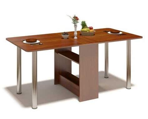 Folding Dining Room Tables Help Save Space by Folding Dining Room Tables Help Save Space Interior Design