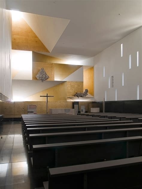 vicens ramos parish church  santa monica sgustok design