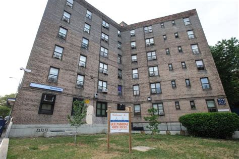queensbridge houses peaceful period ends with parolee s