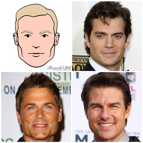 celebrities with square shaped faces celebrities for celebrity men with square faces www