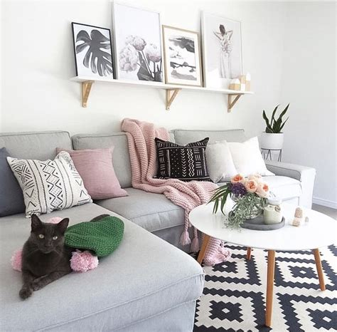 ikea decoration 17 best ideas about pink living rooms on pinterest pink