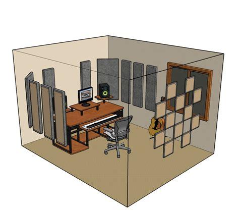 Diy Room Acoustics by Diy Studio Acoustics Tutorial Musictech Musictech
