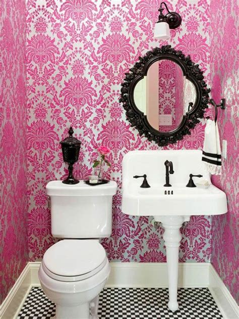 Kleines Bad Tapete by Badezimmer Tapeten Gestalten Sie Ihren Pers 246 Nlichen