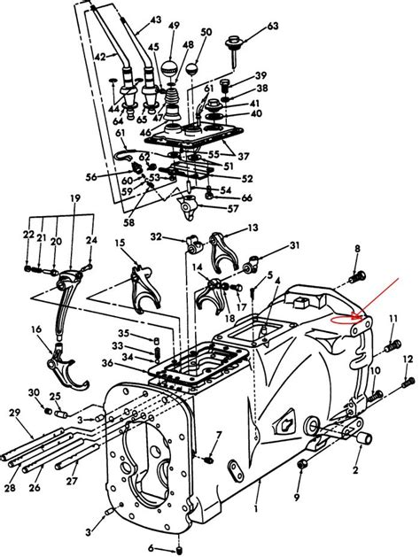 ford part diagrams ford 2000 tractor parts diagram ford tractor wiring