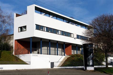 le corbusier haus stuttgart for the new ideas architecture le corbusier