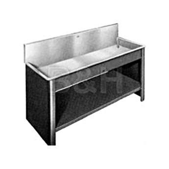 Vinyl Clad Kitchen Cabinets by Arkay Black Vinyl Clad Steel Cabinet For 18x60x10 Quot B H