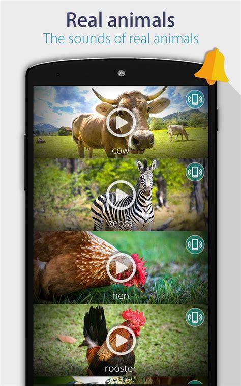 animals ringtones  android apk